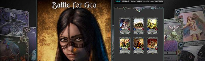 Battle for Gea.