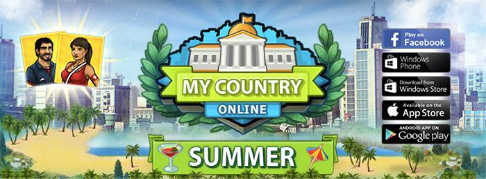 My country online costruisci e gestisci la tua citt ideale for Costruisci la tua stanza online