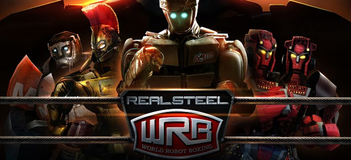 Real Steel Robot.