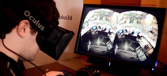 Giochi su Oculus VR