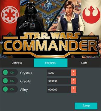 Star Wars Commander Hack