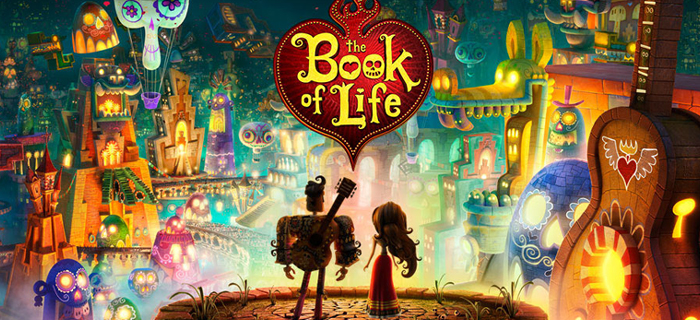 Book of life, gioco.