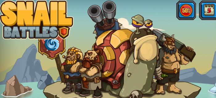 Snail Battles.