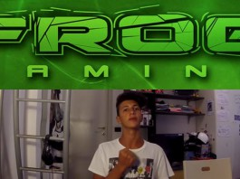 Frog gaming video