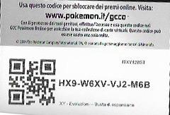 Codice online gratis pokemon