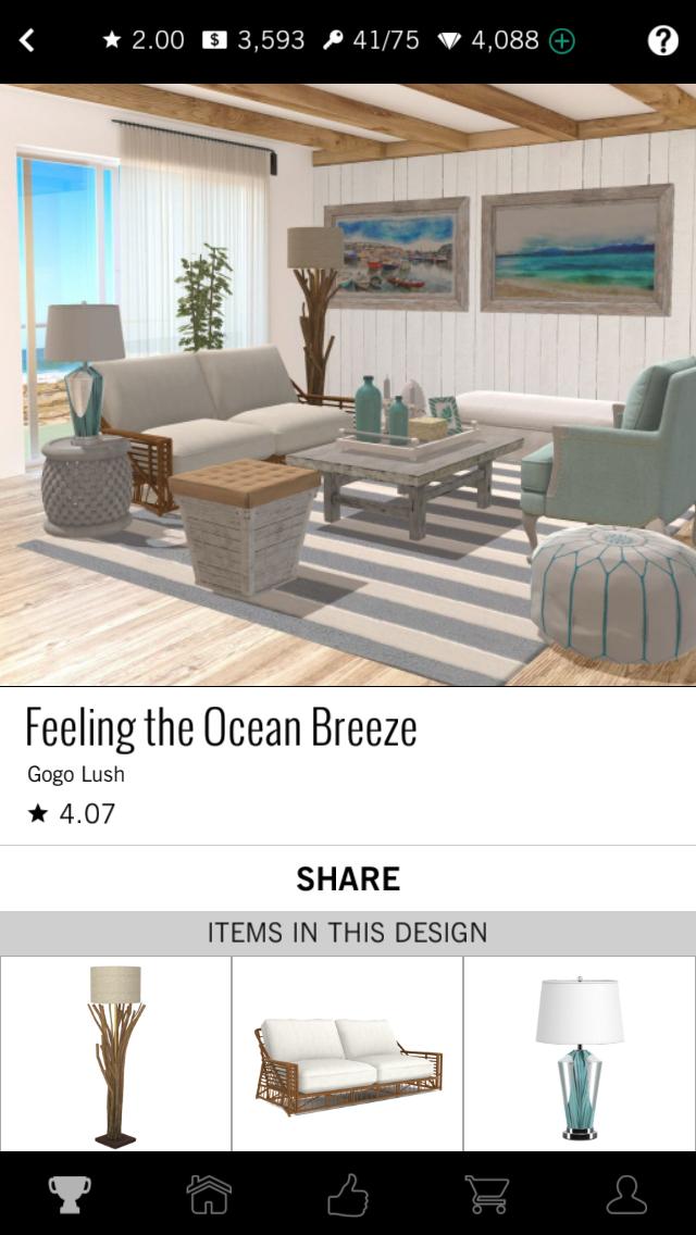 Design home il gioco d 39 arredamento perfetto per gli for Gioco di arredamento